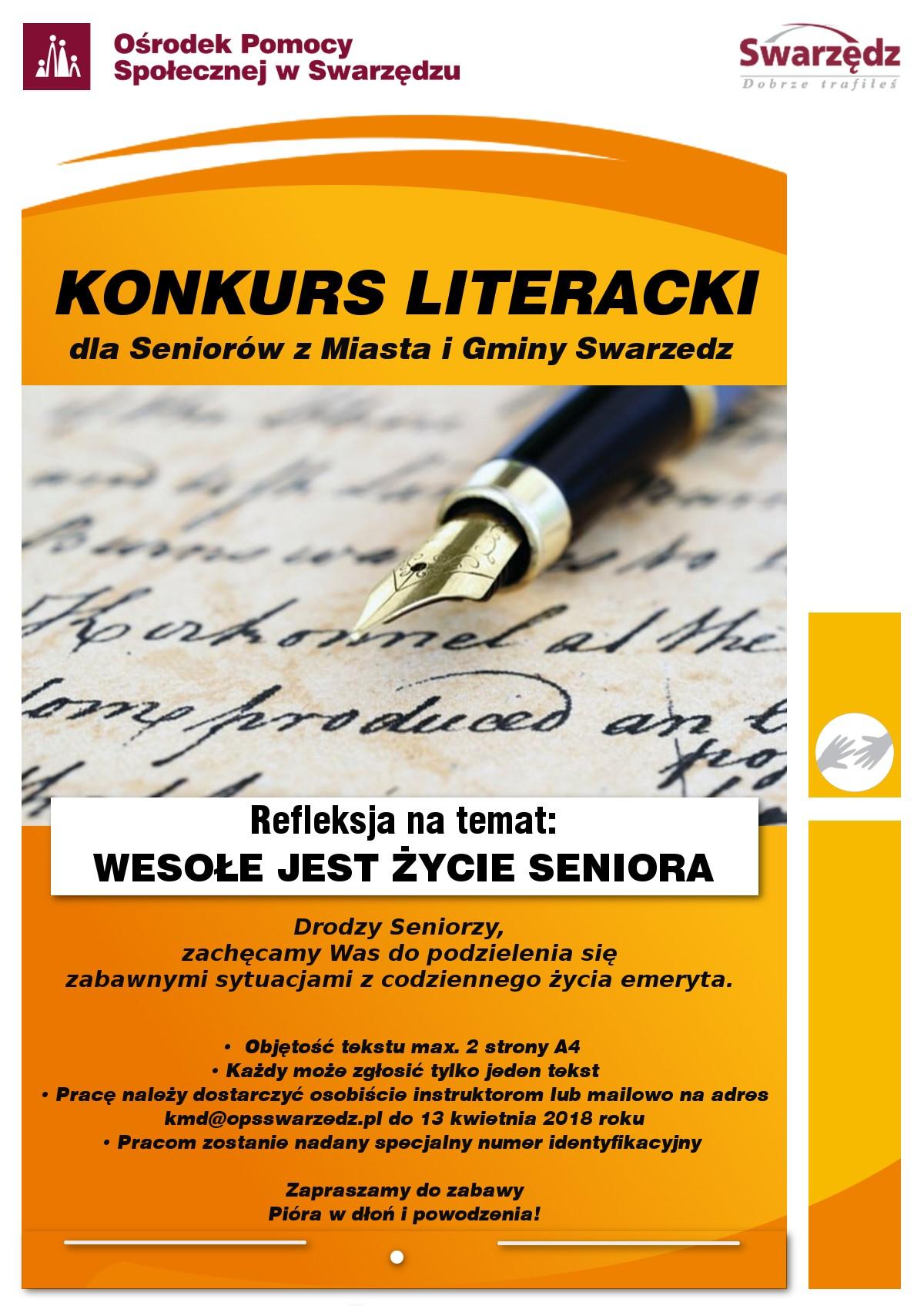 konkurs literackiWJZS