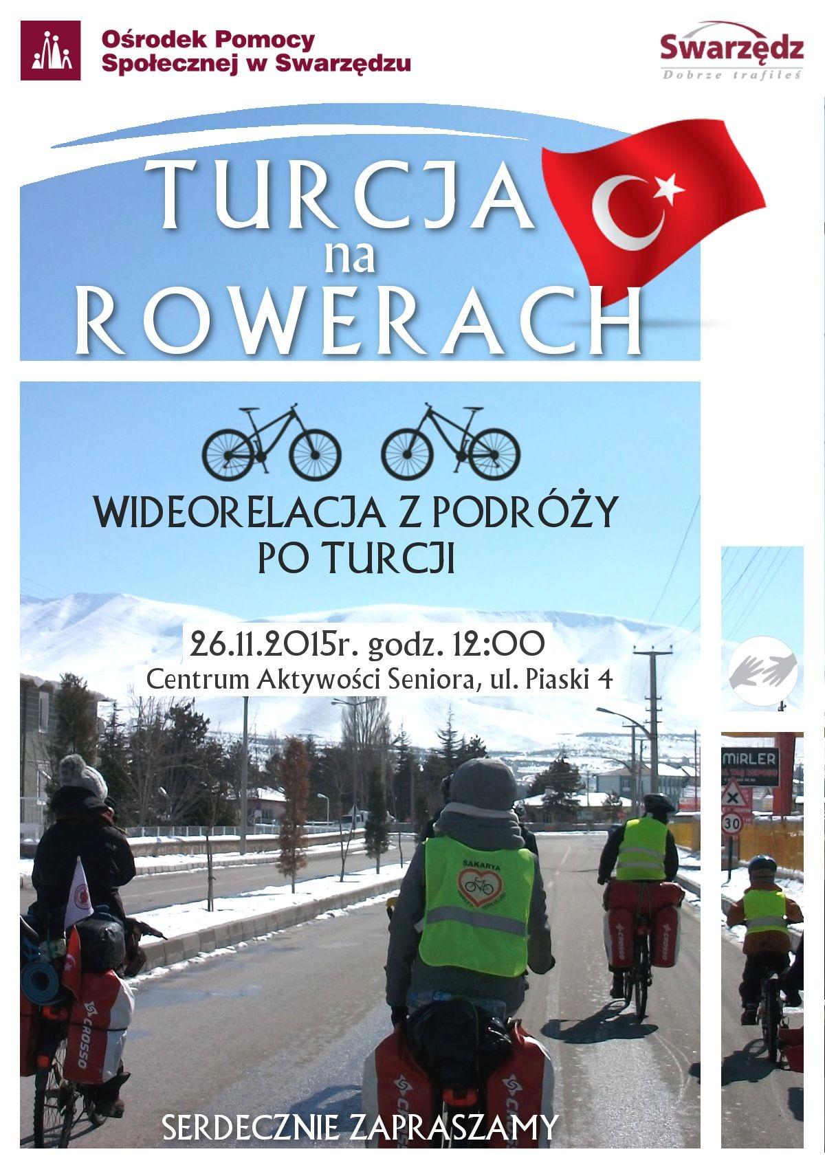 turcja rowery
