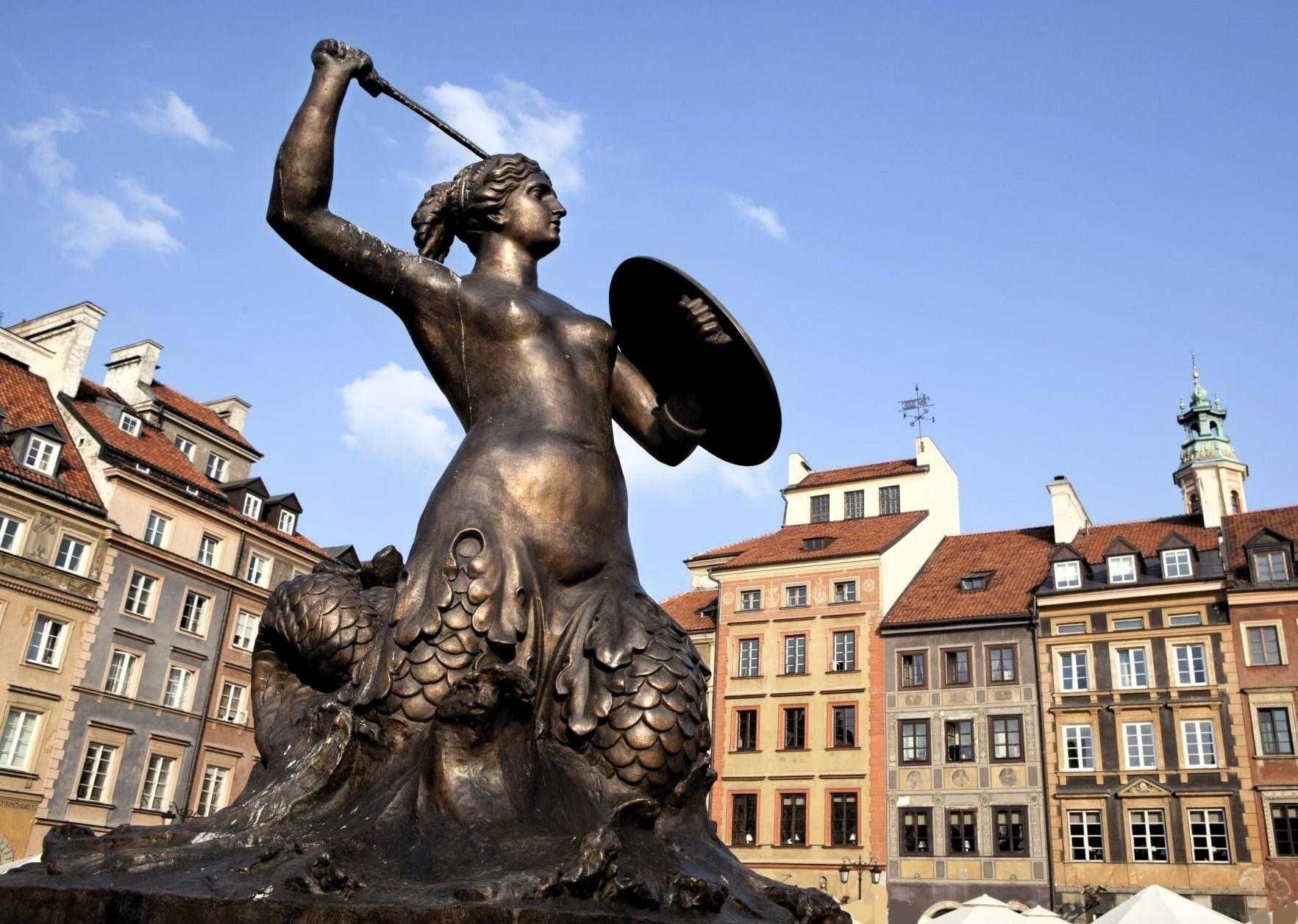 Warszawa Syrenka